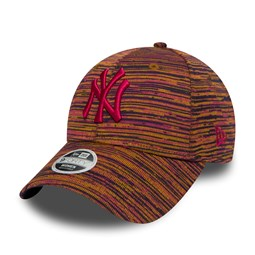 New York Yankees Engineered Fit 9FORTY mujer