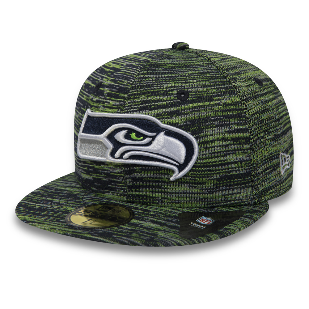 ccb38375d67 Seattle Seahawks Engineered Fit 59FIFTY