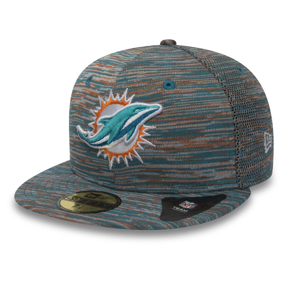Miami Dolphins Engineered Fit 59FIFTY