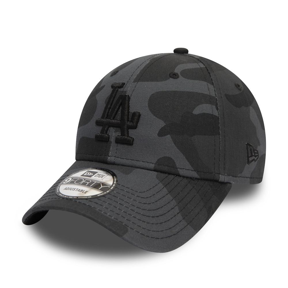30c3d15356a Los Angeles Dodgers Camo Essential 9FORTY