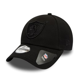 Oakland Raiders Kids Black on Black 9FORTY Snapback