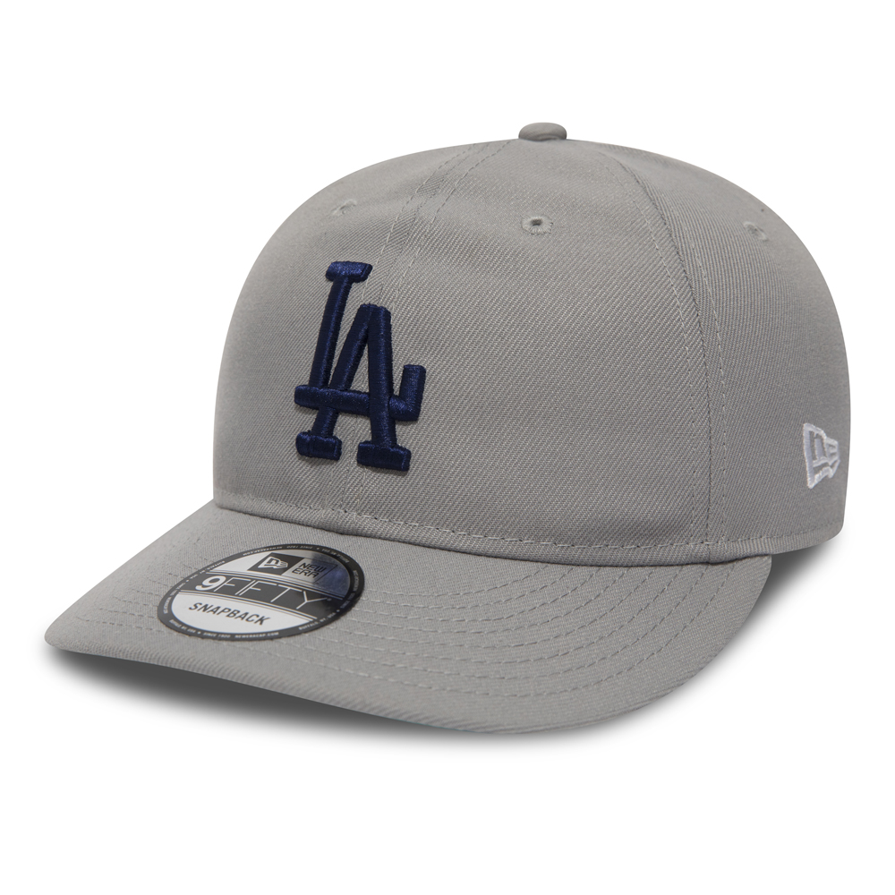 cheaper 0d61a a1d5a france new era los angeles dodgers gray twisted frame 59fifty fitted hat  487e4 2b04a  australia los angeles dodgers retro crown 9fifty snapback  a4a95 9efb8