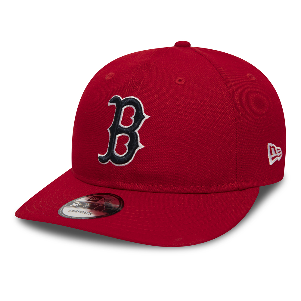 Boston Red Sox Retro Crown 9FIFTY Snapback