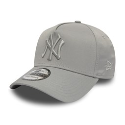 New York Yankees Poly Heart 39THIRTY, gris