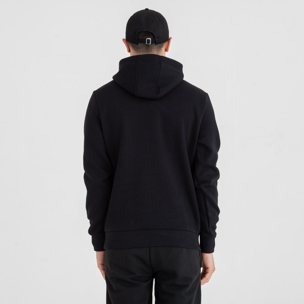online retailer 7879c a1e67 NFL Logo Black Pullover Hoodie | New Era