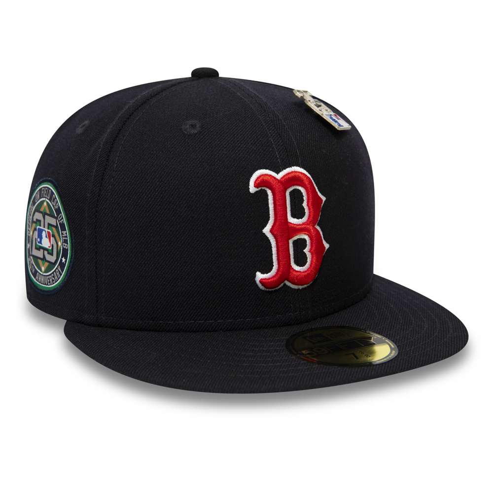 Boston Red Sox 25th Anniversary 59FIFTY