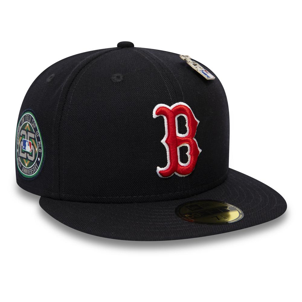 size 40 b77c8 4942e Boston Red Sox 25th Anniversary 59FIFTY   New Era
