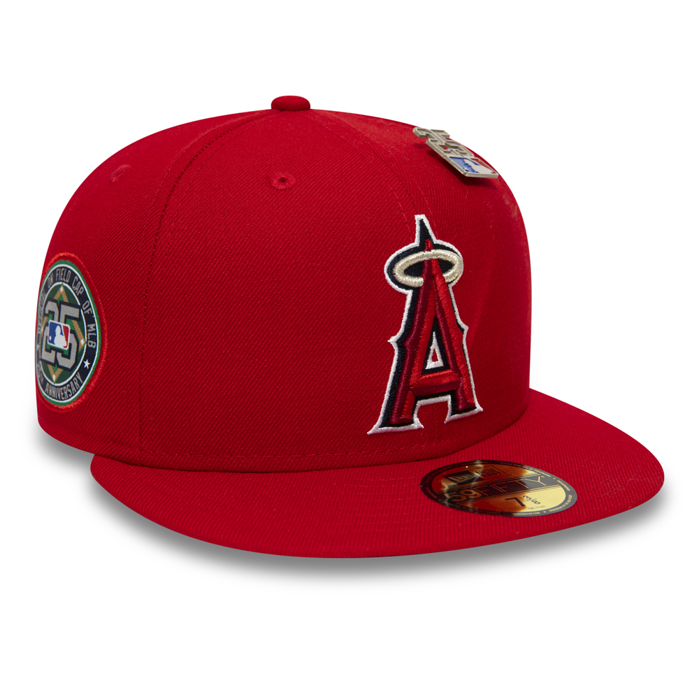 Los Angeles Angels 25th Anniversary 59FIFTY