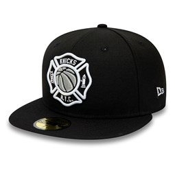 New York Knicks Black 59FIFTY