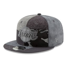 Los Angeles Lakers Premium Patched 9FIFTY Snapback