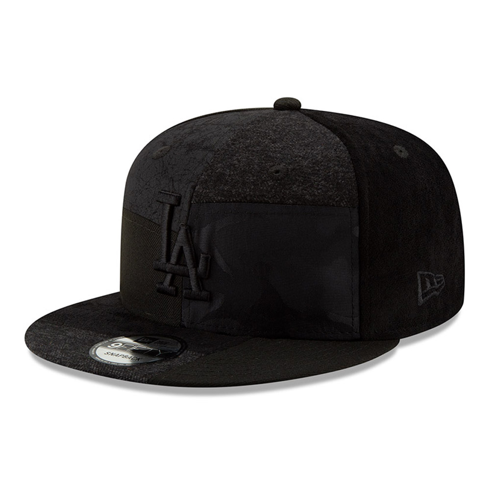Los Angeles Dodgers Premium Patched 9FIFTY Snapback