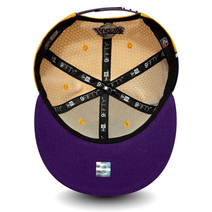 Los Angeles Lakers Jersey Hook 9FIFTY Snapback