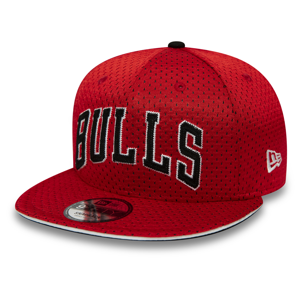 ba78637275e Chicago Bulls Jersey Hook 9FIFTY Snapback