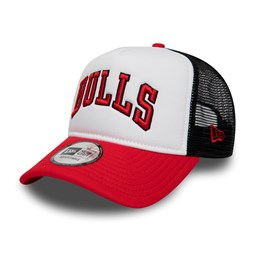Chicago Bulls Colour Block A Frame Trucker 60c52bdc2e7