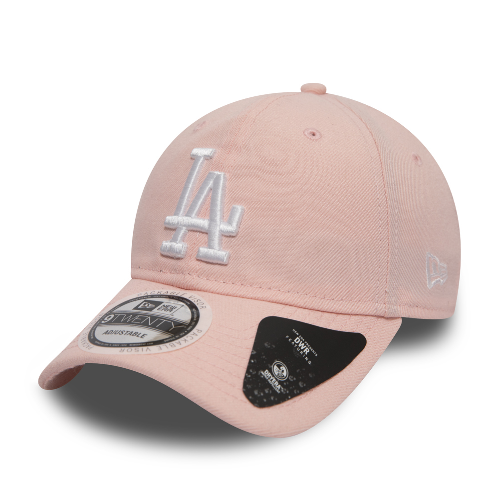 Los Angeles Dodgers Packable Pink 9TWENTY 1c818d5c87