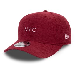 New Era Slub Stretch Snap Red 9FIFTY Snapback