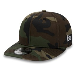 New Era Essential Stretch Snap Camo 9FIFTY Snapback
