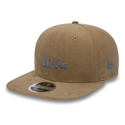 New Era Khaki Cord 9FIFTY Snapback