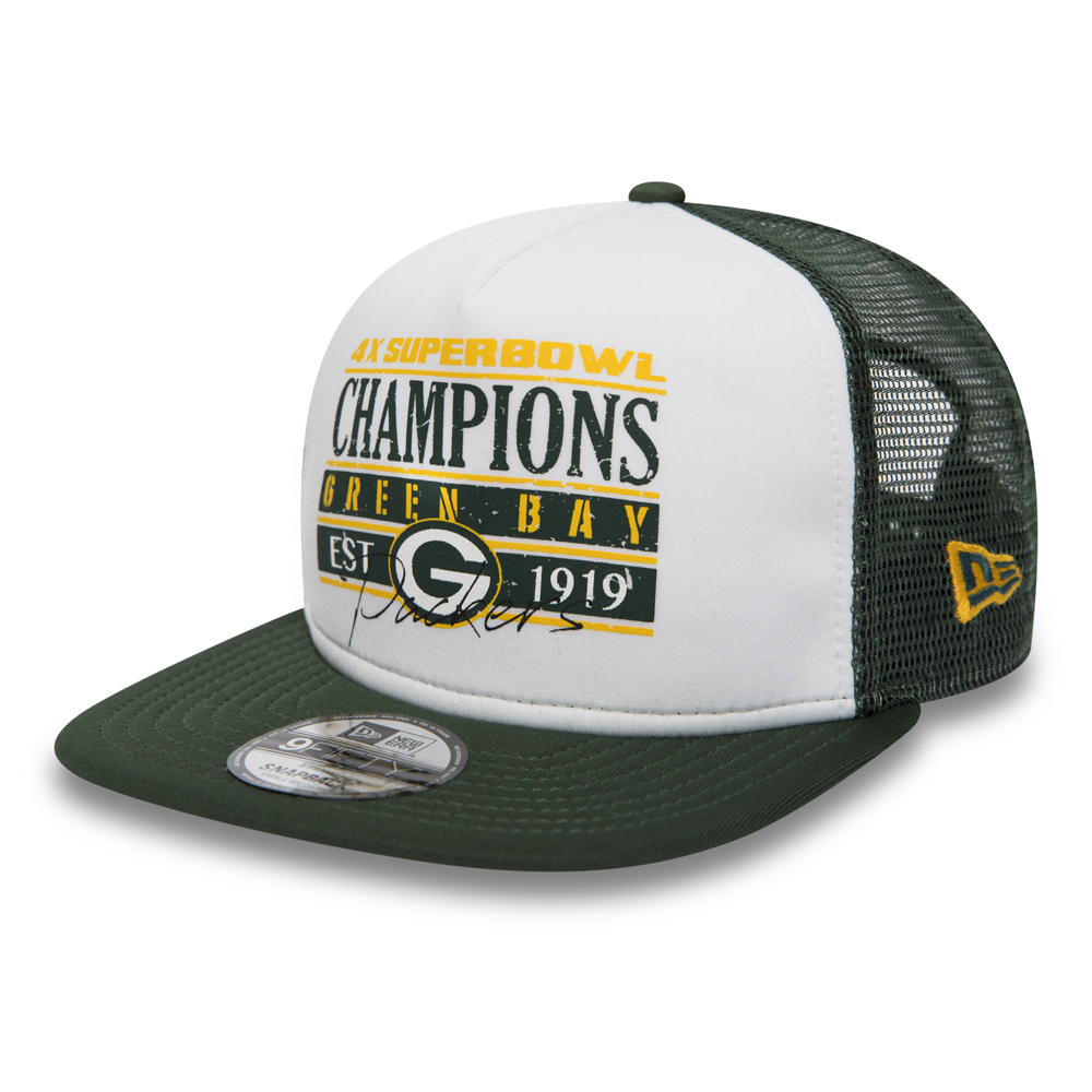 Green Bay Packers Champions 9FIFTY Trucker
