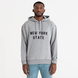 Sudadera con media cremallera New Era New York State