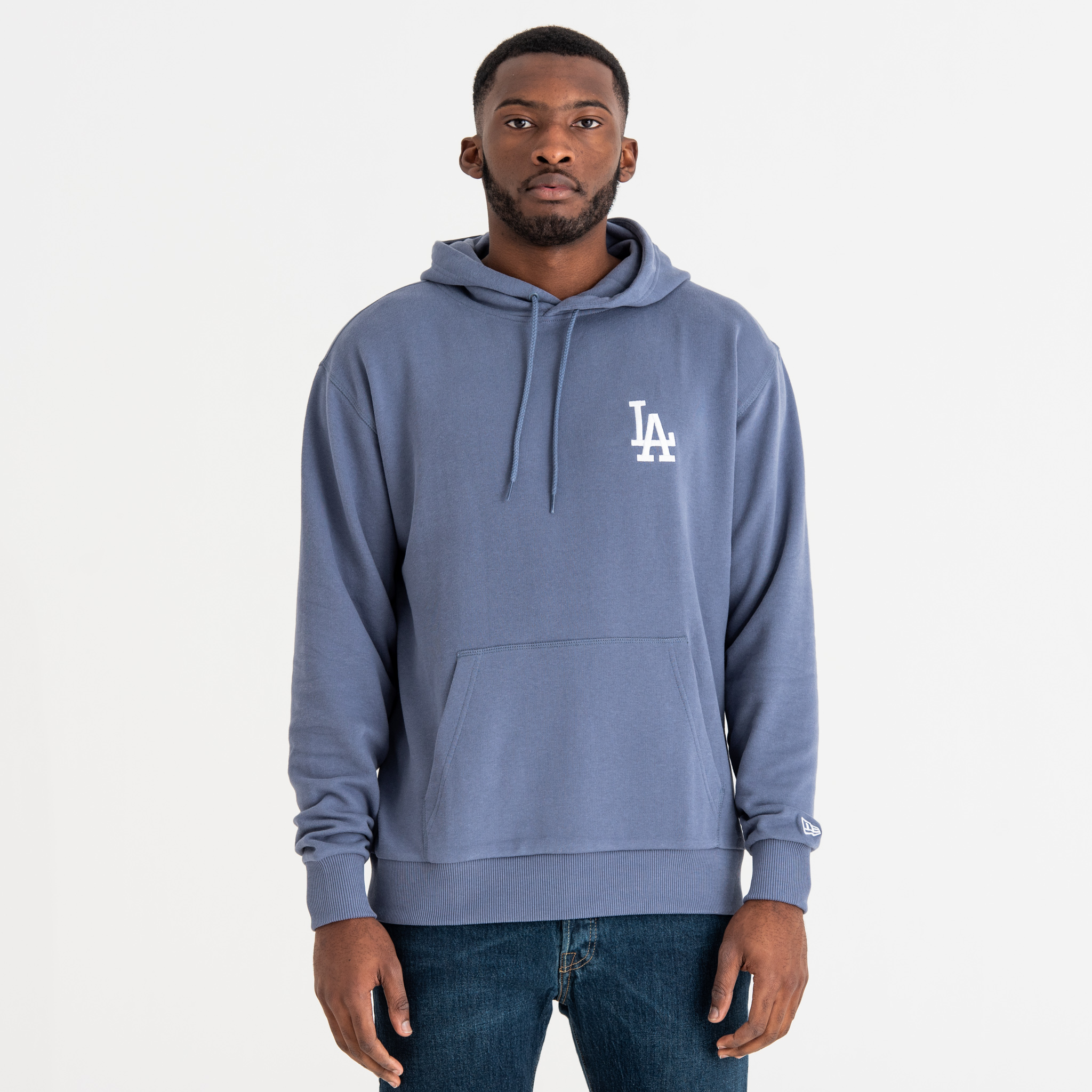 c8e2900ea4288 Los Angeles Dodgers Blue Pullover Hoodie