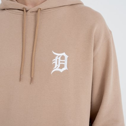 detailed look 3f582 cd713 Detroit Tigers Camel Pullover Hoodie | New Era
