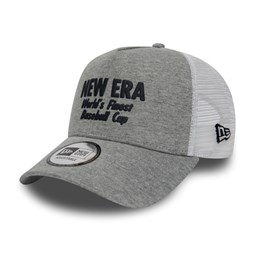 New Era Finest Grey A Frame Trucker c6ad83c46ac