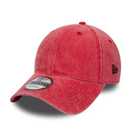 New Era Washed Jersey Red 9TWENTY