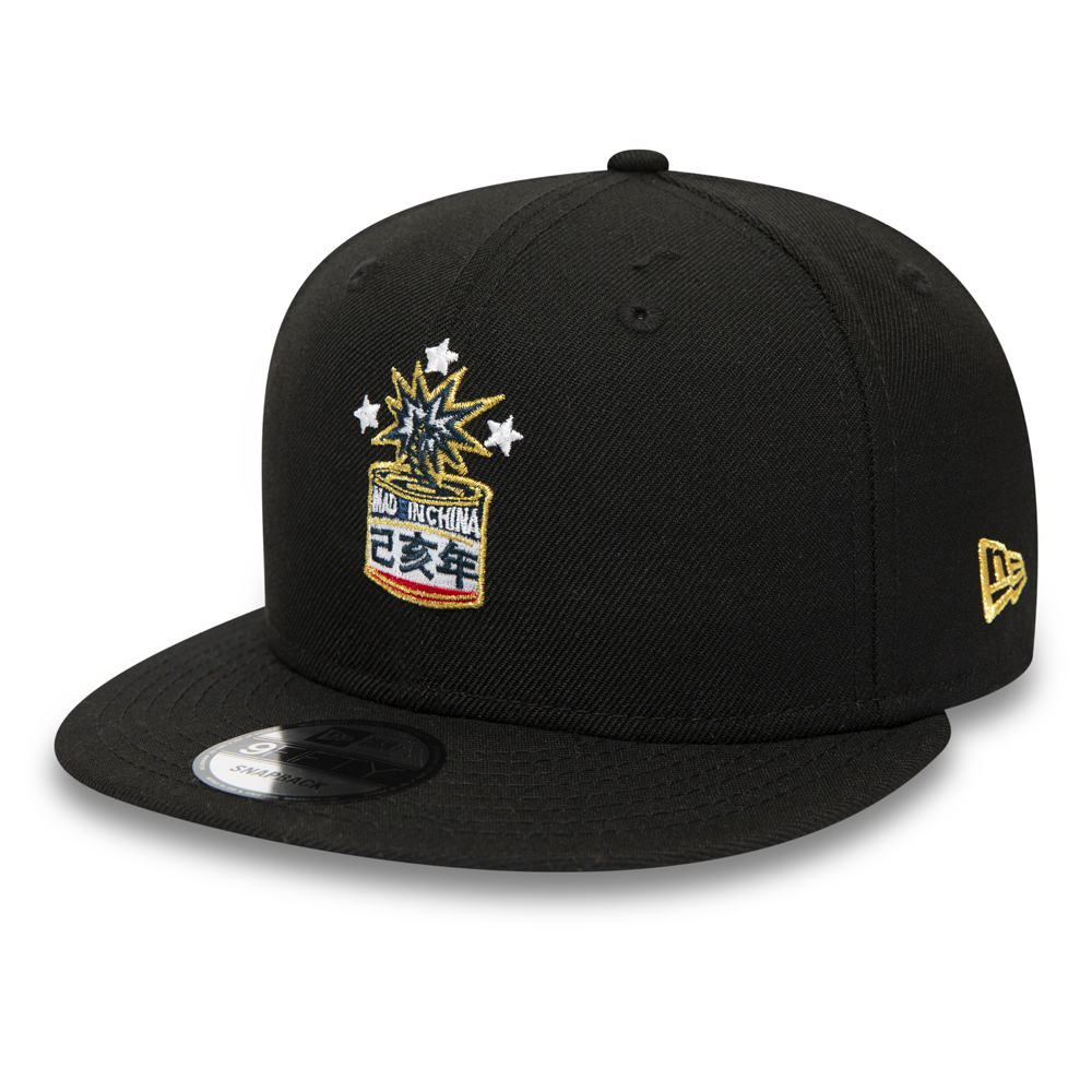 ecbe4708f New Era Chinese New Year Black 9FIFTY Snapback