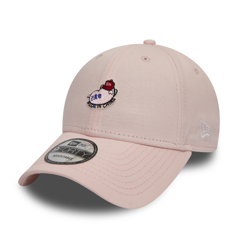 New Era Chinese New Year Pink 9FORTY 32701da61c4
