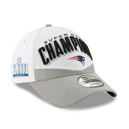 New England Patriots Super Bowl LIII Champions 9FORTY Snapback