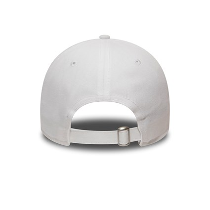 New Era NYC Rubber White A Frame Trucker