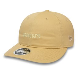 New Era x Universal Works Retro Crown 9FIFTY Snapback, beis
