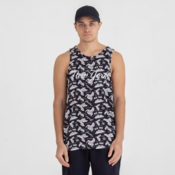 New York Yankees Allover Print – Tanktop