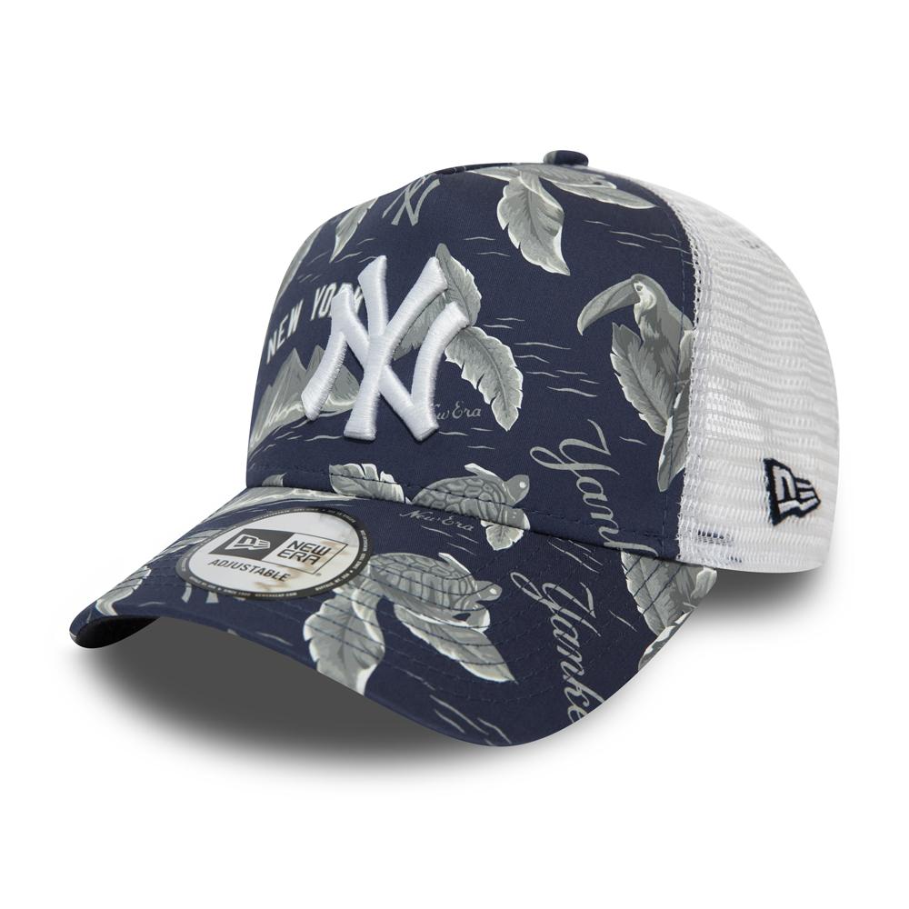 e36830530a9 New York Yankees Desert Island A Frame Trucker