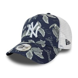 9a69066c939 New York Yankees Desert Island A Frame Trucker