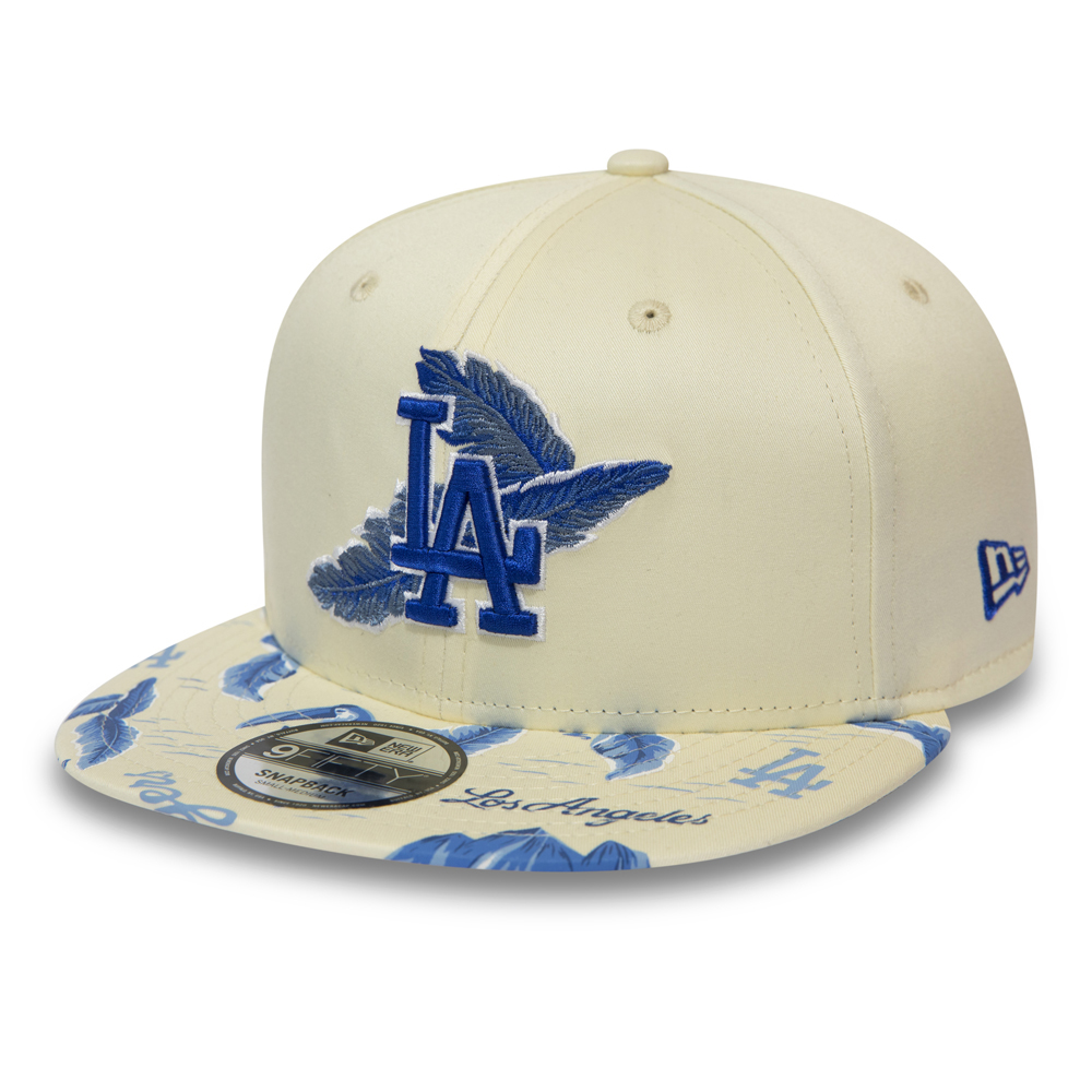 Los Angeles Dodgers Desert Island 9FIFTY Snapback