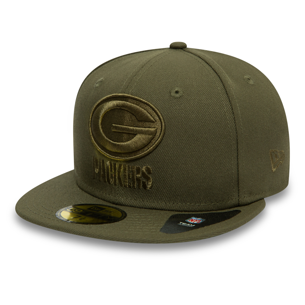 Green Bay Packers Poly Tone 59FIFTY