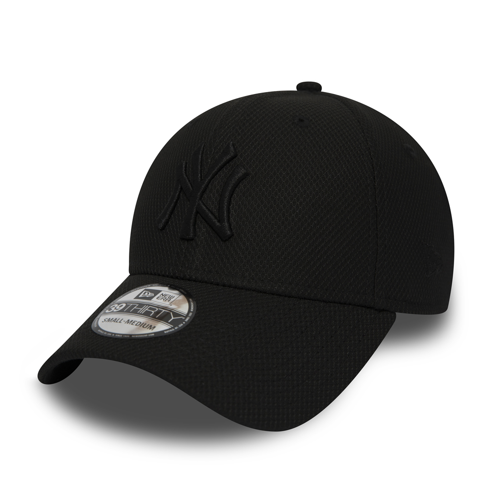 New York Yankees Diamond Era Black on Black 39THIRTY 461cffb89616