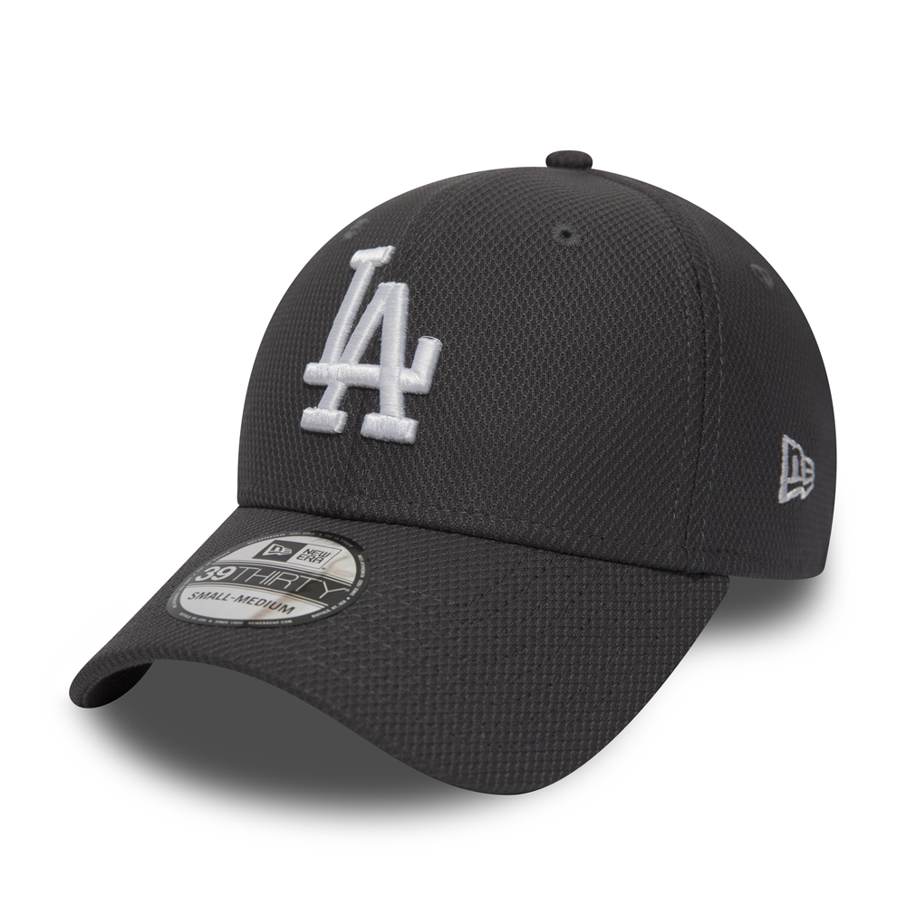 Los Angeles Dodgers Diamond Era Grey 39THIRTY 8b81843143b6