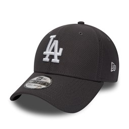 Los Angeles Dodgers Diamond Era Grey 39THIRTY 211c6ebed8a