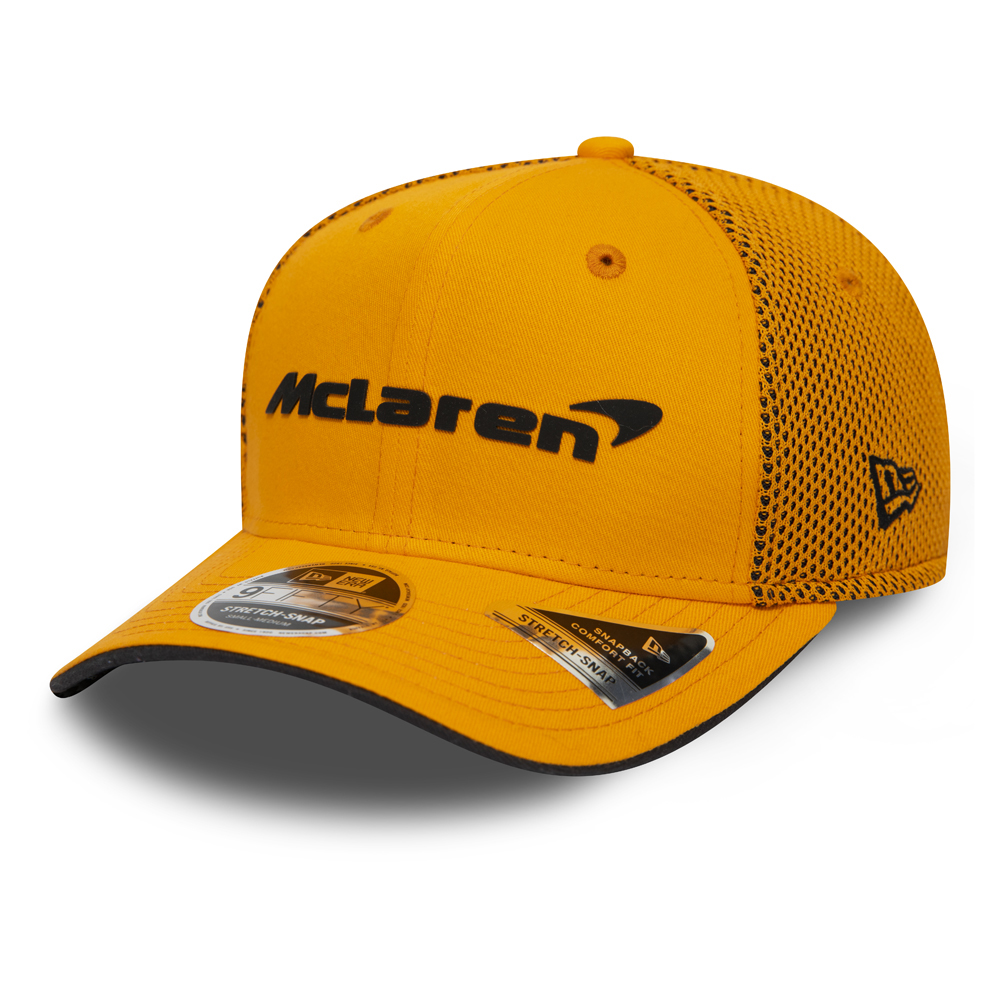 9FIFTY Snapback – McLaren Official 2019 – Norris – Stretch Snap