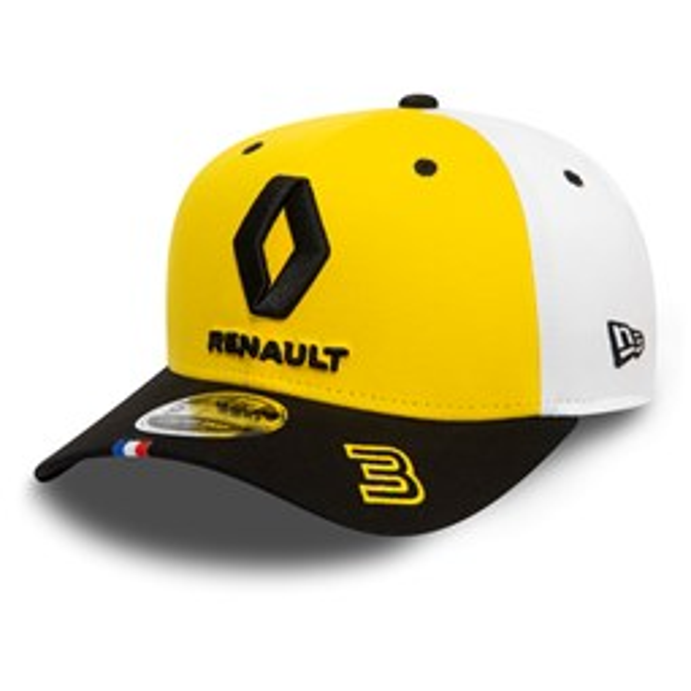 5a2de64f68936 Renault F1 Ricciardo Essential Stretch Snap 9FIFTY Snapback