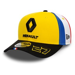 9FIFTY Snapback – Renault F1 Hulkenberg – French Flag – Stretch Snap