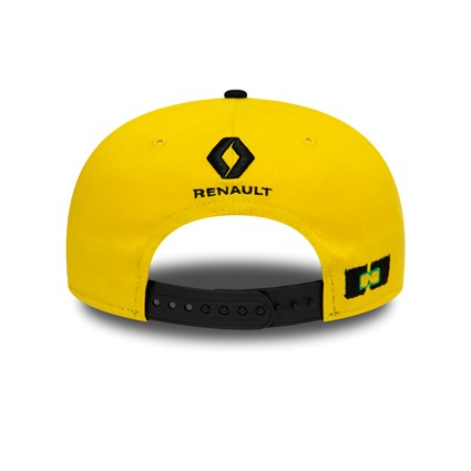 Renault F1 Hulkenberg French Flag Stretch Snap 9FIFTY Snapback