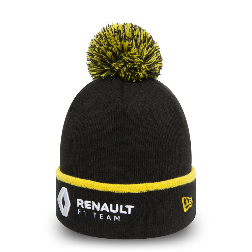 Bonnet à revers Renault F1 Essential Bobble