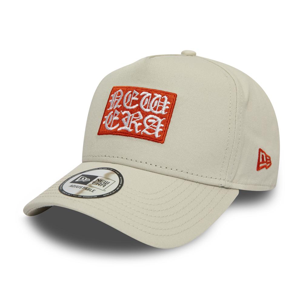 Casquette Trucker New Era Box Logo mi-droite