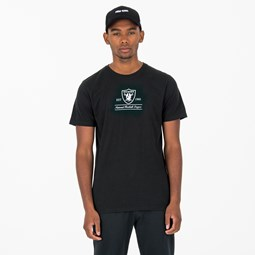 Oakland Raiders Established Number Tee