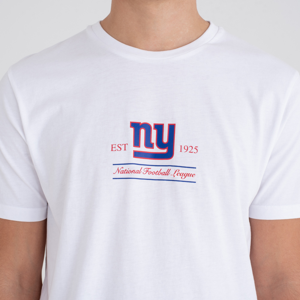 T-shirt New York Giants Established Number