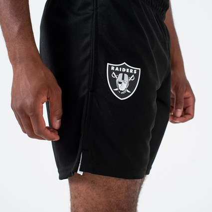 Oakland Raiders NFL Jersey Black Shorts